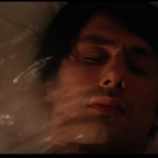 """Joseph Keckler, """"Mutter, gedenke mein,"""" 2015, Video, 2:22 min."""