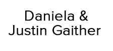 Daniela and Justin Gaither