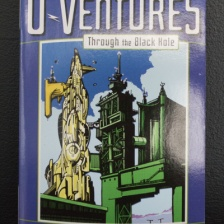 Through the Black Hole (U-Ventures), by Edward Packard
