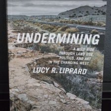 Undermining: A Wild Ride Through Land Use, Politics, and Art in the Changing West, by Lucy R. Lippard