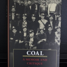 Coal: A Memoir and Critique, by Duane Lockard
